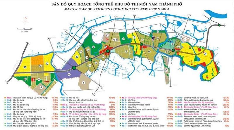 Khu đô thị mới Nam Sài Gòn