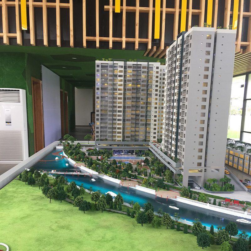 của căn hộ mizuki park bình chánh